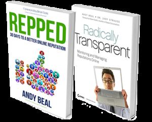 Online Reputation Management Books
