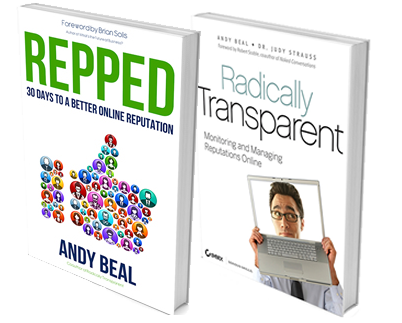 Online Reputation Management Books