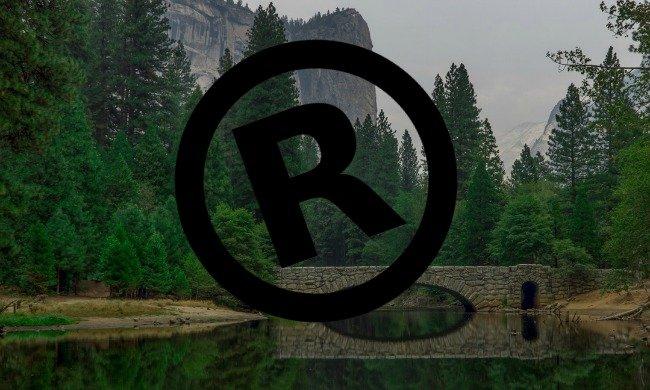 Yosemite Trademark