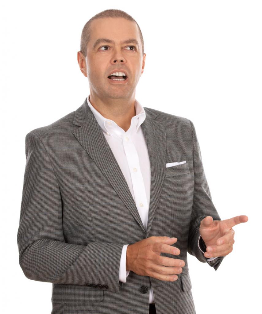 Andy Beal Keynote Speaker